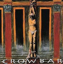 Cover CROWBAR, s/t