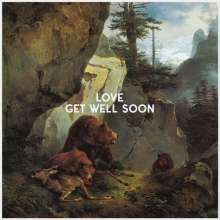 GET WELL SOON, love cover