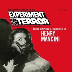 Cover O.S.T. (HENRY MANCINI), experiment in terror