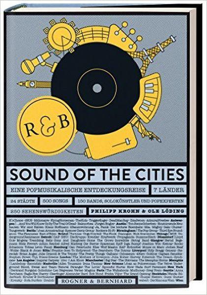 PHILIPP KROHN/OLE LÖDING, sound of the cities cover