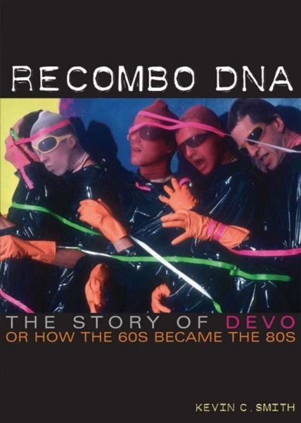 Cover KEVIN C. SMITH, recombo dna