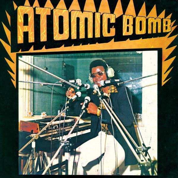 Cover WILLIAM ONYEABOR, atomic bomb