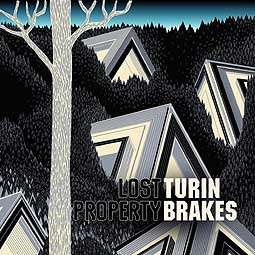 Cover TURIN BRAKES, lost property