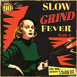 V/A, slow grind fever 05 cover