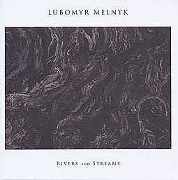 Cover LUBOMYR MELNYK, rivers and streams
