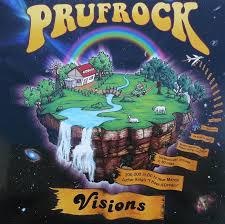 PRUFROCK, visions cover
