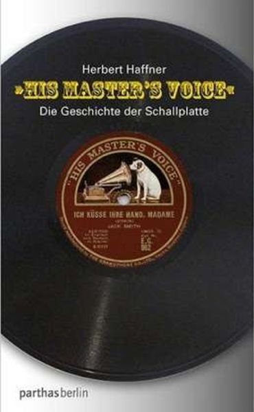 HERBERT HAFFNER, his master´s voice cover