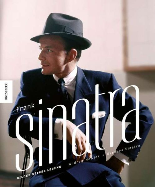 Cover ANDREW HOWICK, frank sinatra (photographs)