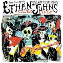 Cover ETHAN JONES, silver liner