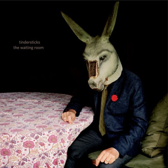 Cover TINDERSTICKS, waiting room