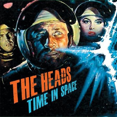 HEADS, time in space cover