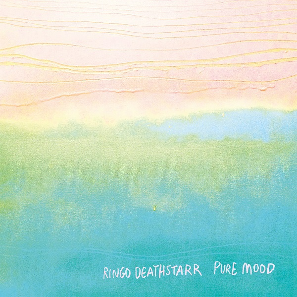Cover RINGO DEATHSTARR, pure mood