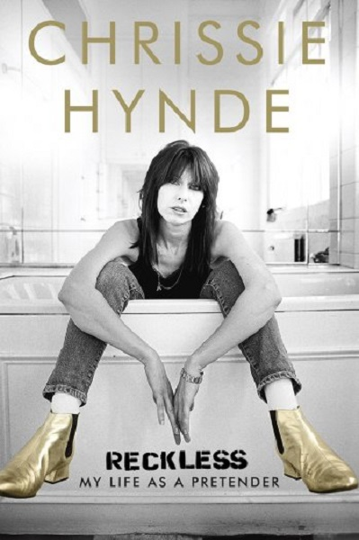 CHRISSIE HYNDE, reckless cover