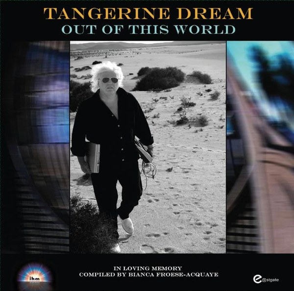 Cover TANGERINE DREAM, out of this world