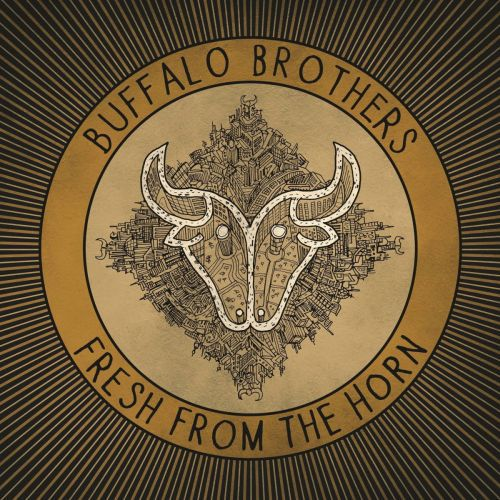 Cover BUFFALO BROTHERS, fresh from the horn