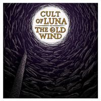 CULT OF LUNA & THE OLD WIND, raangest split ep cover
