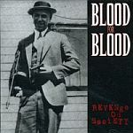 Cover BLOOD FOR BLOOD, revenge on society