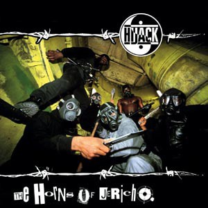 Cover HIJACK, horns of jericho