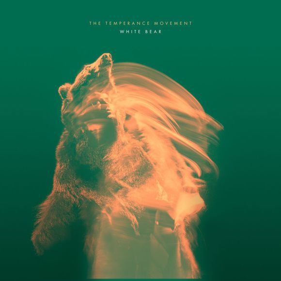 Cover TEMPERANCE MOVEMENT, white bear