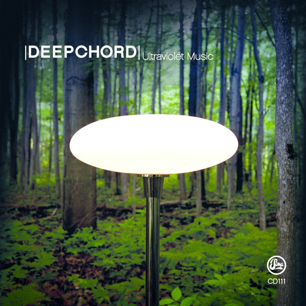 Cover DEEPCHORD, ultraviolet music