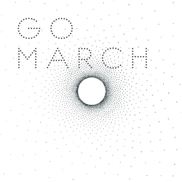 Cover GO MARCH, s/t
