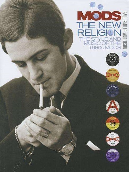 PAUL ANDERSON, mods: the new religion cover