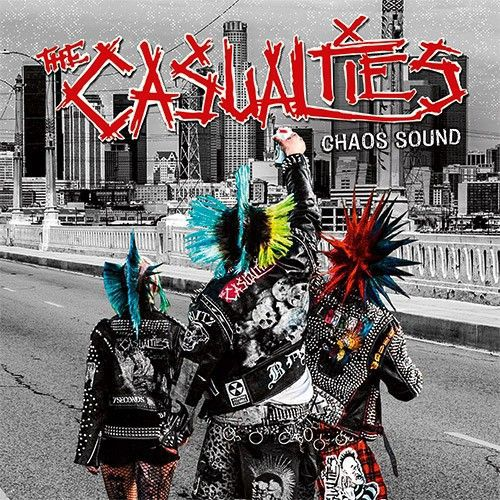 Cover CASUALTIES, chaos sound