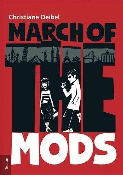 CHRISTIANE DEIBEL, march of the mods cover
