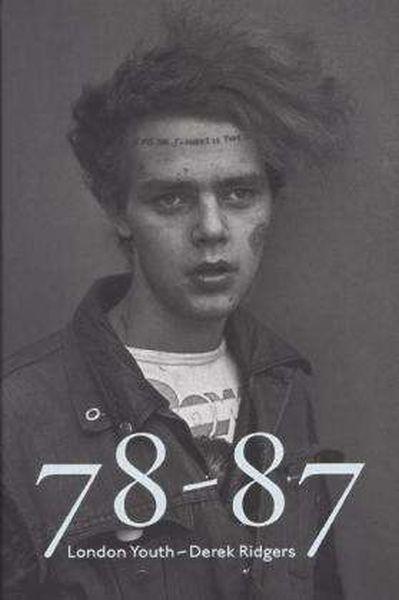 DEREK RIDGERS, 78/87 cover