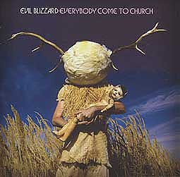 Cover EVIL BLIZZARD, everybody come to church