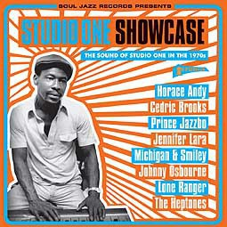 Cover V/A, studio one showcase - sound of studio 1 in the 70s