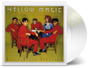 Cover YELLOW MAGIC ORCHESTRA, solid state survivor