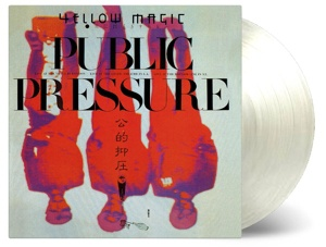 Cover YELLOW MAGIC ORCHESTRA, public pressure