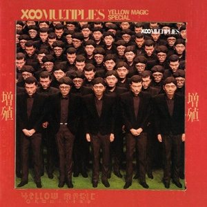 Cover YELLOW MAGIC ORCHESTRA, x-multiplies