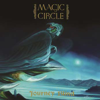 Cover MAGIC CIRCLE, journey blind