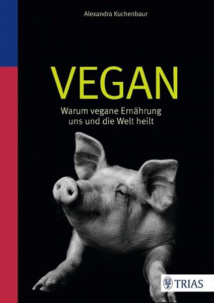 ALEXANDRA KUCHENBAUR, vegan cover