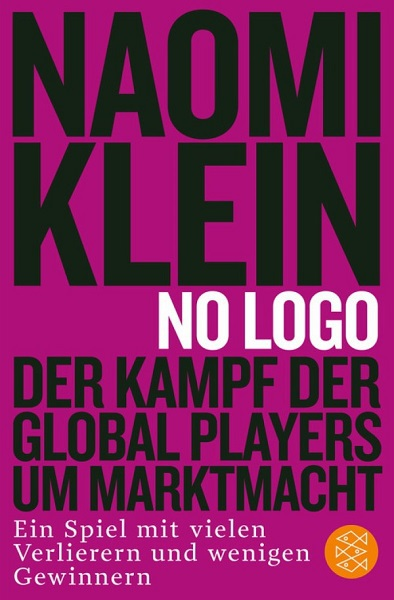 Cover NAOMI KLEIN, no logo