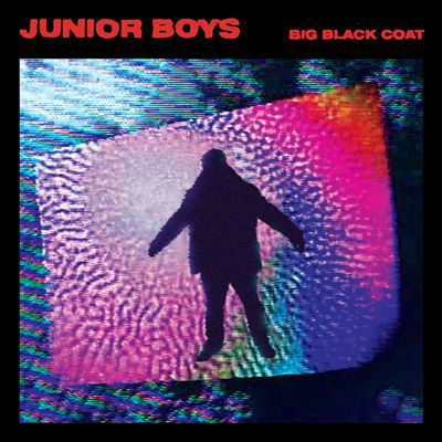 Cover JUNIOR BOYS, big black coat