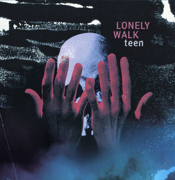 LONELY WALK, teen cover