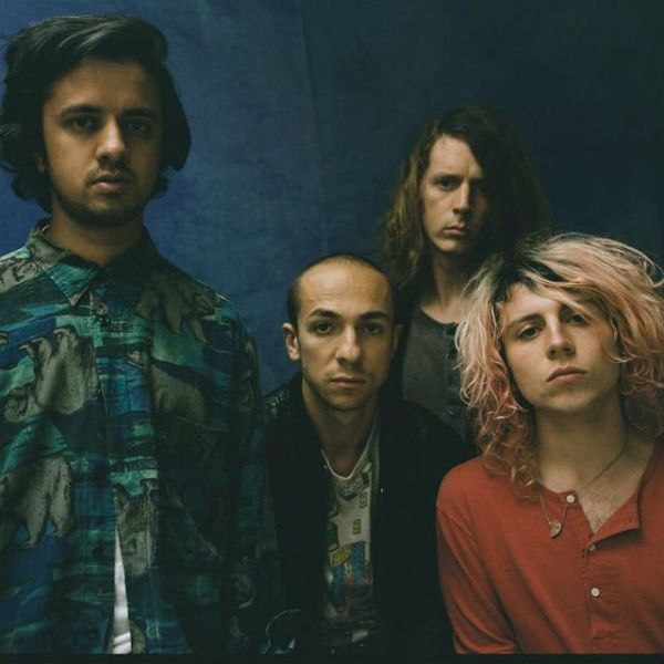 Cover MYSTERY JETS, curve of the earth