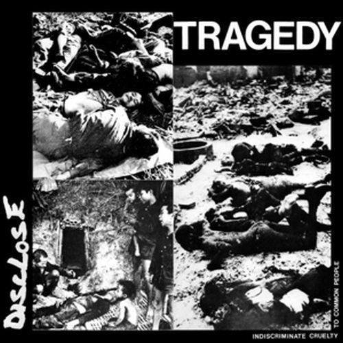 DISCLOSE, tragedy cover