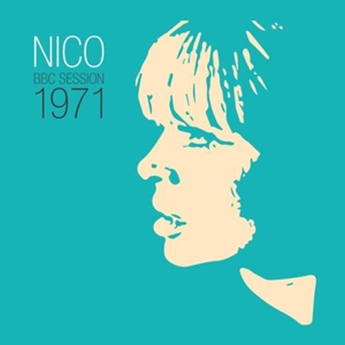 Cover NICO, bbc session 1971