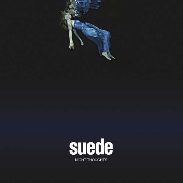 SUEDE, night thoughts cover