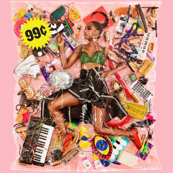 Cover SANTIGOLD, 99 cents