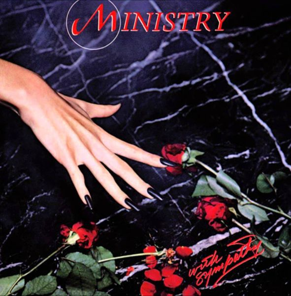 Cover MINISTRY, with sympathy