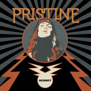PRISTINE, reboot cover