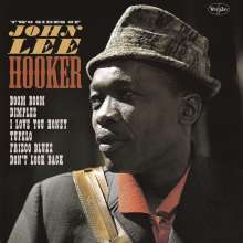 Cover JOHN LEE HOOKER, two sides of...