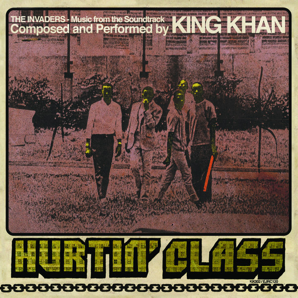 Cover KING KHAN, hurtin´class