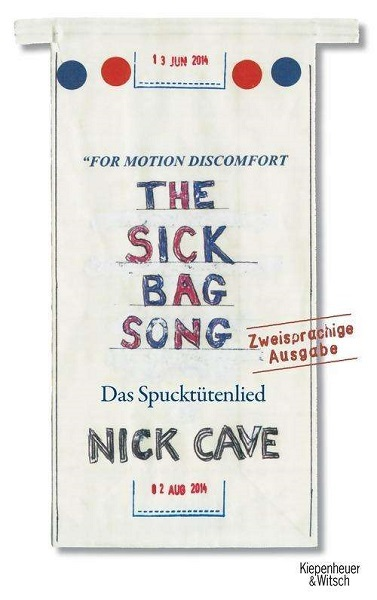 NICK CAVE, the sick bag song cover