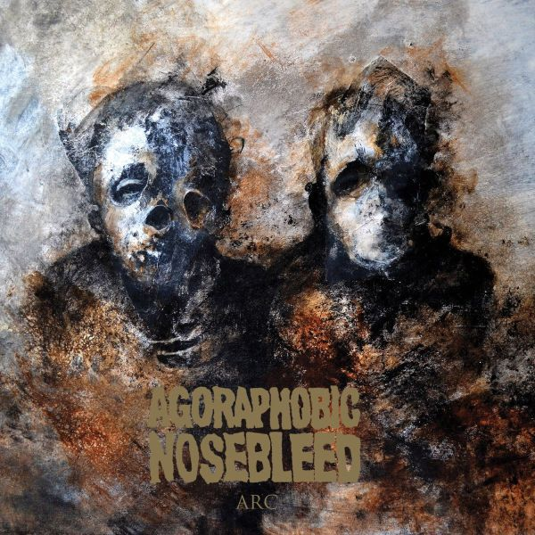 Cover AGORAPHOBIC NOSEBLEED, arc